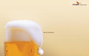 Les vœux en publicités grandes marques