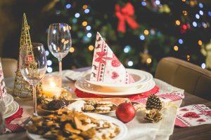 Dressez votre table de Noël
