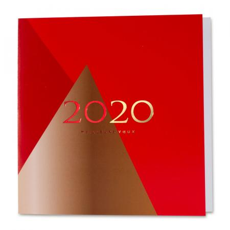 Carte carrée 2020 Pyramide